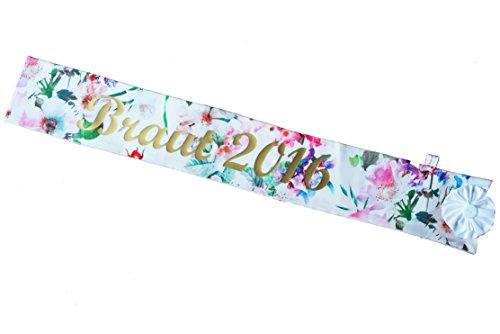 AnneSvea sjerp - bruid 2019 bloemen goud JGA Hen Party vrijgezellenfeest decoratie