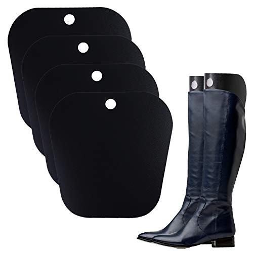 Ruisita 4 Pieces Boot Shapers Form Inserts Breathable Boots Support for Men or Women (10 inches)