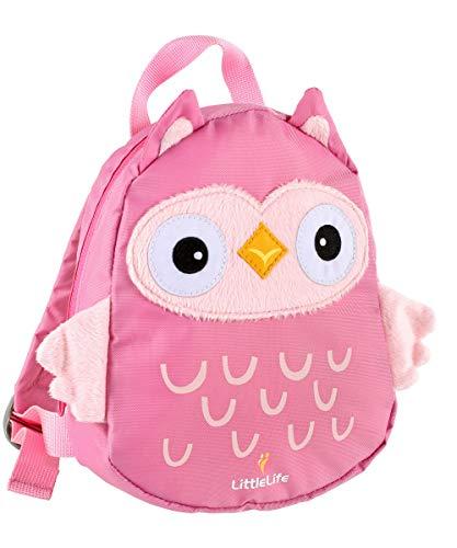 Little Life Owl Toddler - Zaino con gufo, taglia unica