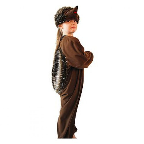 Unbekannt Igel Hedgehog Faschingskostüme für Kinder 122/128