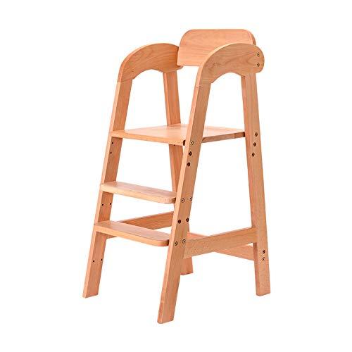 DUTUI Esszimmertisch Für Kinder Esstisch Baby Sessellift Hochfuß Esszimmerstuhl Verstellbarer Sitzhocker Für Den Heimgebrauch