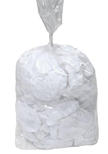 Regency Wraps RW108 Stretch Wraps Lemon Cover für Hälften und Keile (100 Stück), Standard, Weiß