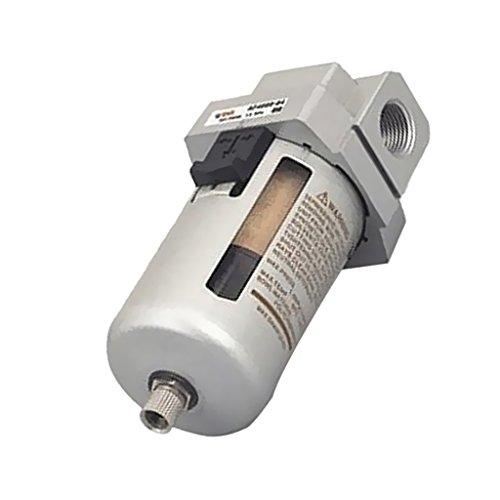 MagiDeal AF3000-03 3/8 Partikel Luftfilter Kompressor Wasser Feuchtigkeit Trap Reiniger
