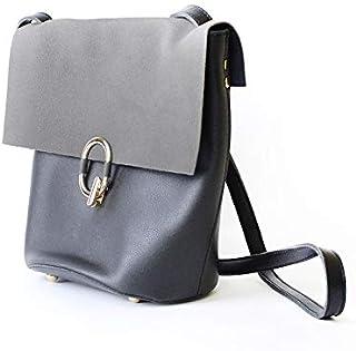 Lenz Crossbody Bag For Women - Black, AM19-B036