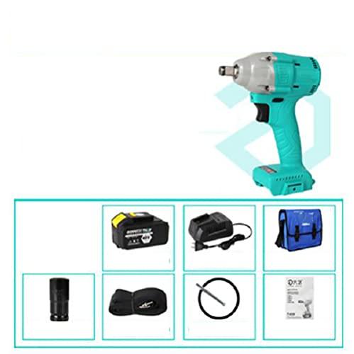 MIJPOJAN Pistola De Impacto Electrica Profesional, 330 N.M Incluye Control De DireccióN,...