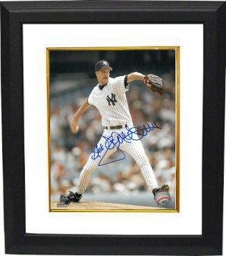 Jack McDowell New York Yankees Hand Signed 8x10 Photograph