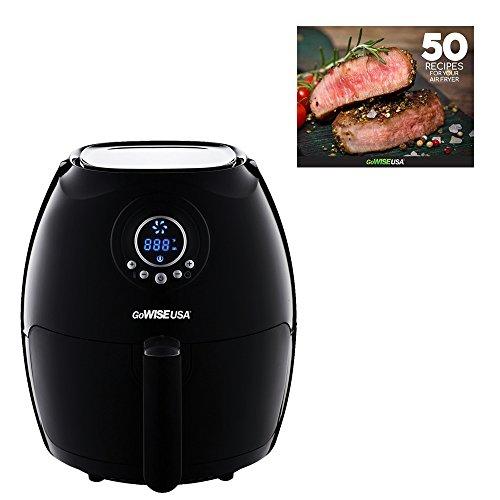 GoWISE USA 2.75 Digital Fryer*