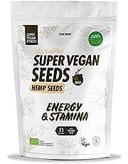 Super Vegan Seeds Semillas de Cáñamo