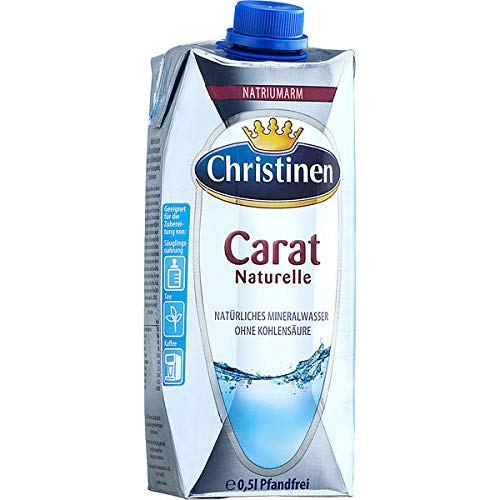 Christinen Bio Carat Naturelle, (24 x 500 ml)