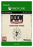 Doom Eternal Year One Pass | Xbox One - Código de descarga