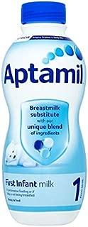 Aptamil 1 First Milk 1 Litre Ready to Feed Liquid