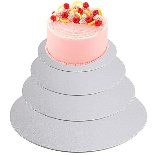 PME Round Circle Birthday Cake Baking tambour présentation board base de 12 mm d/'épaisseur