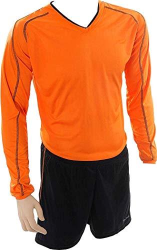 Precision - Set aus T-Shirt und kurze Hose Marseille für Erwachsene, Unisex., Mehrfarbig L