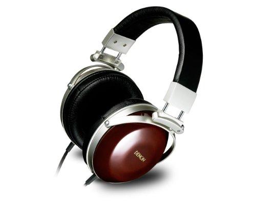 Denon AH-D7000 Madera Supraaural auricular - Auriculares (Supraaural, Alámbrico, 5-45000 Hz, 108 dB, 3 m, Madera)