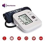 Monitor electrónico Inteligente de presión Arterial Brazo Superior Medidor de...