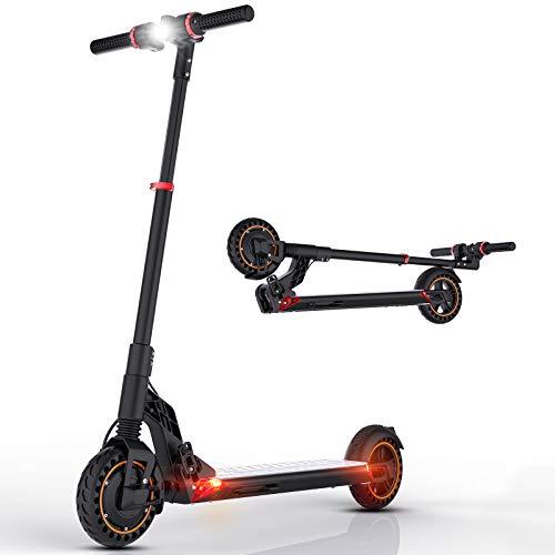 Elektro Scooter 350W Motor E-Scooter, Maximale Geschwindigkeit 30Km/h, 25 Km Reichweite, 8