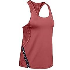 Under Armour Chaleco de Entrenamiento Color Rosa para Mujer