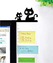 Computer Display Screen Sticker- Adhesive Sticky Notes with Charging Hole-