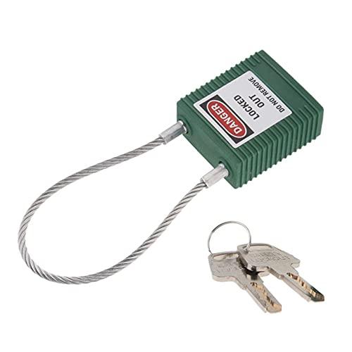 PINGDONGHANG Cerradura de puerta electrónica recargable USB del candado de la seguridad del candado de la huella dactilar