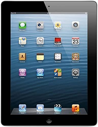 Apple iPad with Retina Display - 4th Generation - MD510LL/A (16GB, Wi-Fi) - Black (Refurbished)
