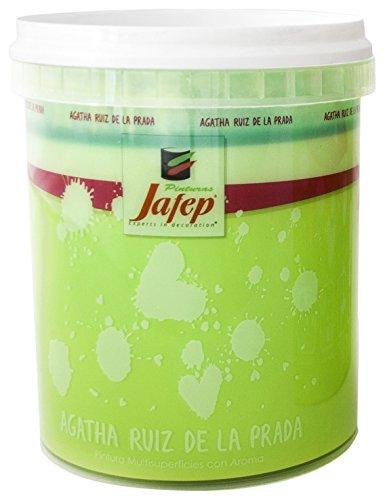 Jafep 24764031 Esmalte acrílico, Verde Lima, 750 ml