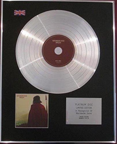 WISHBONE ASH - CD disco de platino - ARGUS