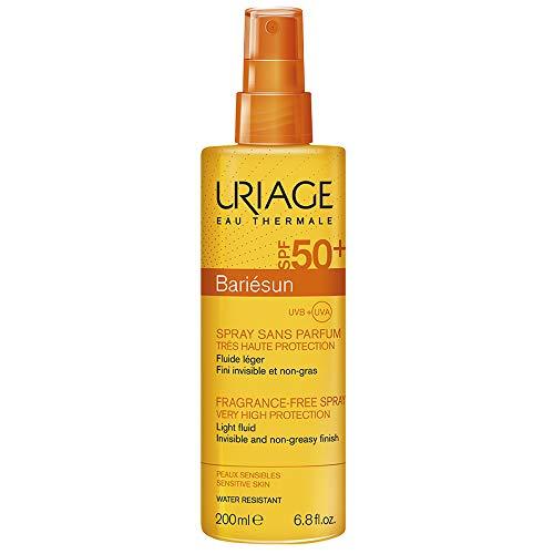 Uriage Bariésun SPF 50+ Spray Fragrance Free 200 ml