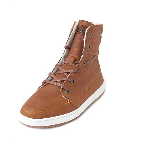 Hub Chess 2.0 L30 Merlins Leather Cognac Off White Dark Gum 39