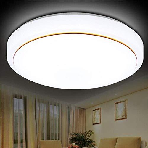 JINHH LED Deckenleuchte Moderne runde Tageslichtleuchte 18 / 24W für Küche, Schlafzimmer, Flur, Wohnzimmer