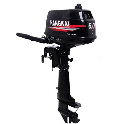 NOPTEG Hangkai Water Cooled 2 Stroke 3.5 HP Boat Engine Outboard Boat Motor