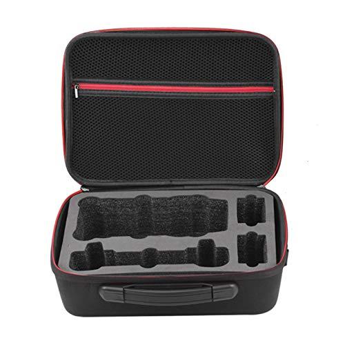GeKLok Storage Bag Single Shoulder Waterproof Accessories Container Mesh Pocket Handbag Crossbody Home Travel Double Zip RC Quadcopter Carrying Box For FIMI X8SE 2020(Nylon)