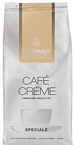 Dallmayr Cafe Creme - Gastro Premium Qualität - Speciale 1kg ganze Bohne