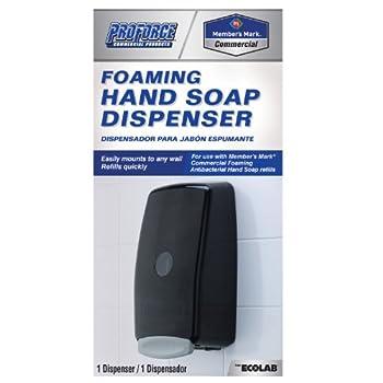 Proforce - Member s Mark Commercial Foaming Hand Soap Dispenser  2 pack  by Member s Mark Commercial