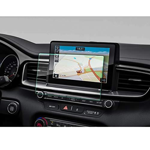 Anti-Traces de Doigts 9H Anti-Rayures HD Transparent GPS Film CDEFG pour Opel Astra Crossland X Grandland X 2017 2018 Navigation Protection d/écran Tactile en Verre tremp/é