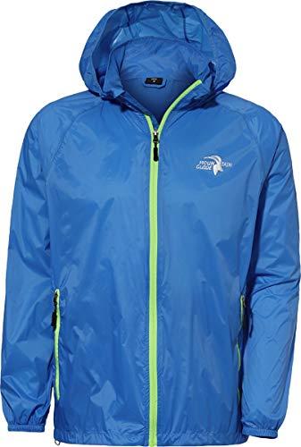 DEPROC-Active Herren Outdoor Jacke und Regenjacke DEPROC Robson, Blue, XL