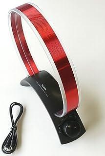 MW(中波)用ループアンテナ TECSUN AN-200 AMラジオ局の受信感度大幅アップ 並行輸入品