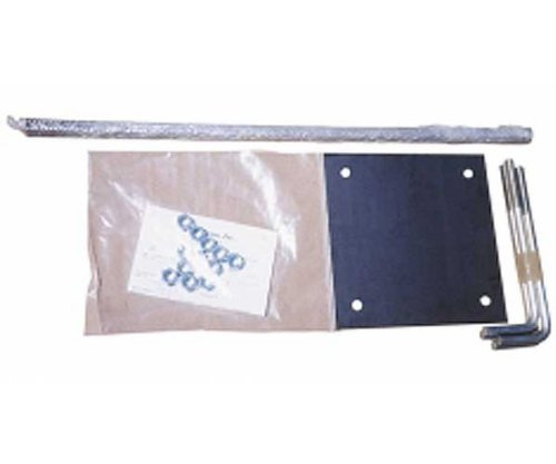 First Team Replacement Ground Anchor System Olympian Basketball Hoops