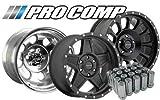 Pro Comp Wheels 502951502 Center Cap 5.15 in. Push Thru Cap Center Cap