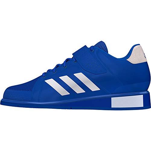 adidas Jungen Power Perfect Iii. Fitnessschuhe, Blau (Reauni/Ftwbla/Reauni 000), 38 EU