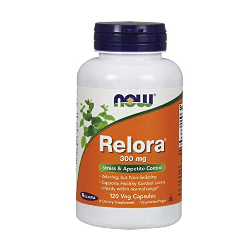 Now Foods Relora 300 mg, 120 vcapsules