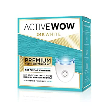 Active Wow Teeth Whitening – Teeth Whitening Kits Premium Kit