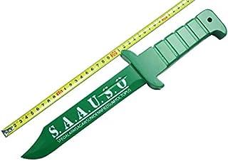 暗殺教室 対殺せんせー用 木製 アサルトナイフ コスチューム用小物 全長35.7cm