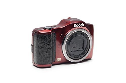 Kodak PIXPRO Friendly Zoom FZ152-RD 16MP Digital Camera with 15X Optical Zoom and 3