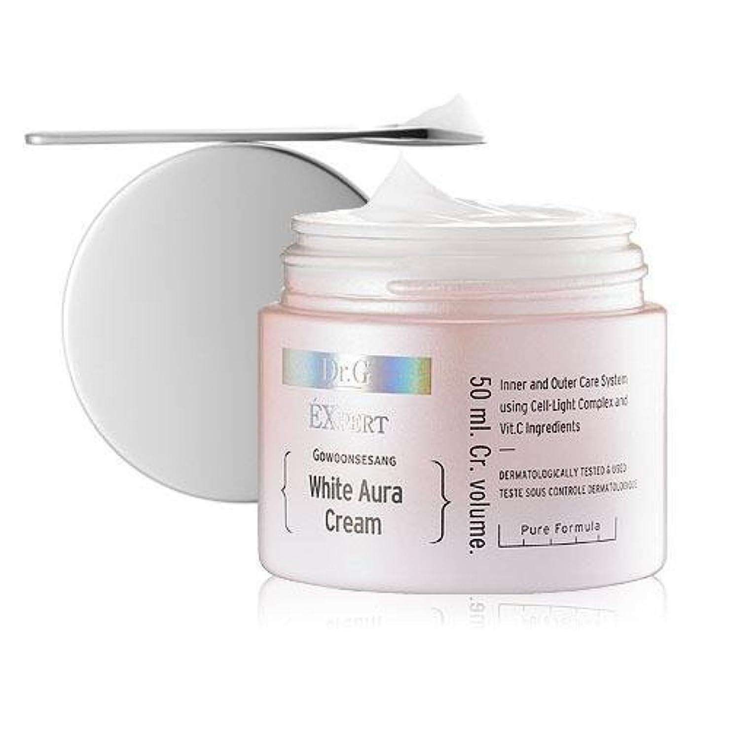 コウモリキャプチャーでもGoeunsesnag White Aura Cream/ Made in Korea
