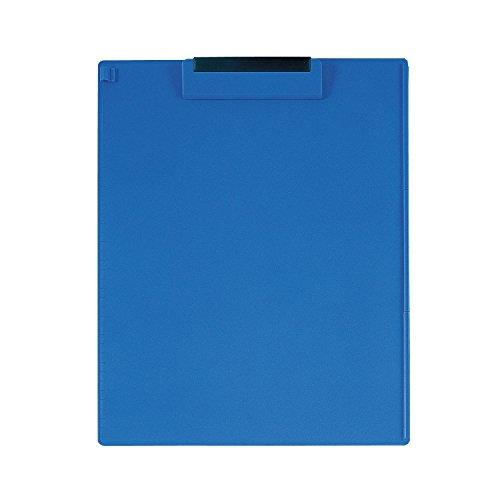オープン工業 クリップボード B4 縦 青 CB-100-BU