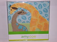 Amy Coe Zoology Two Piece Canvas Art