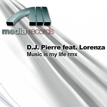 Music is my life rmx
