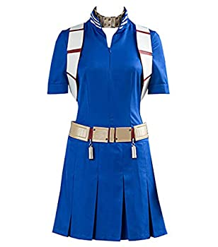 GLEST Todoroki Shouto Cosplay Costume Dress Uniform Suit Full Set for Women s Halloween Outfits  Medium Picture