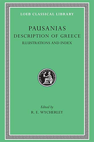 Description of Greece: Maps, Plans, Illustrations, and General Index: 298