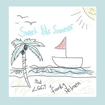 Sweet Like Summer (feat. Franky Helmen)